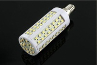 Cheap E14 112 SMD 3528 LED Corn Bulb Lamp Warm White 5.5W 200V-230V