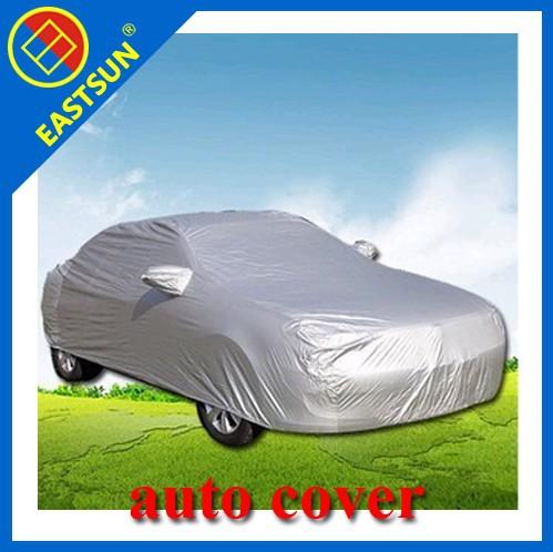 EASTSUN Size M L Sunscreen Waterproof Anti Rain Snow AUTO Car Cover Nylon + PVC coating(China (Mainland))