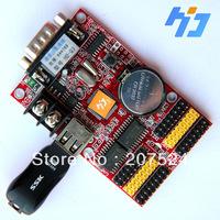 usb port led display control card   Q3  64x768