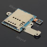 Sim Card Slot Holder Tray Ribbon Flex Cable Fit For Samsung P7500 Tab Galaxy D0427