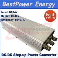 DC24V to DC48V 1500W Car DC Converter Power Supply (24V-48V 1500W)
