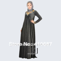 wholesale 2013 fashion high-grade islamic arabic for muslim women clothing Kaftan, Abaya,Arab,Jalabiya, Jilbab Arabic KJ-AM1
