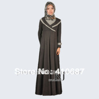 wholesale 2013 fashion high-grade islamic arabic for muslim women clothing Kaftan, Abaya,Arab,Jalabiya, Jilbab Arabic KJ-AM2