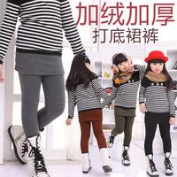 Children's clothing female child 2012 winter all-match legging 12d015