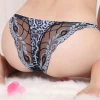 Leopard print briefs lutun nice bottom noble panties body shaping wemon underwear ladies sex briefs free shipping