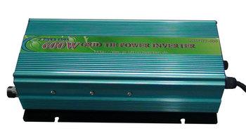 600w grid tie power inverter DC28-52V to AC 110V