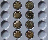 electronic electronic batteries in bulk LR621-364/AG1 buttons 1.5V buttons battery electronics
