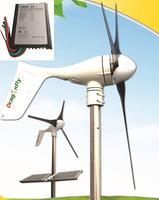 600W wind turbine generator + extra 600W controller