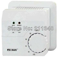 Indoor Floor Heating Thermostat 220VAC NTC sensor temperature -20-60 oC for control electric heater