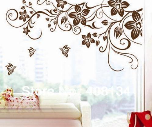 Flores Para Pintar En La Pared Gallery Of Dibujos De Flores Para