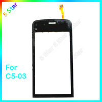 New Good Quality for Nokia C5-03 Touch Screen Digitizer by Free Shipping with Tracking