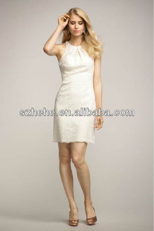 short simple wedding dresses_Wedding Dresses_dressesss