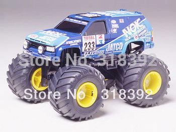 Tamiya 17011 1/32 Wild Mini 4WD Series No.11 Nissan Terrano '93 Paris-Dakar kit 1:32 Electric plastic Car Low shipping f boy toy