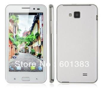 Star B93M 4.5 Inch AnP Camera Smart Phone - Whitedroid 4.0 MTK6577 Dual Core 3G GPS Multi-touch Screen 8.0M
