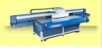 uv flatbed priter,UV Curable PC-based High Resolution UV Flatbed Printer for Leather or Wallpaper Printing