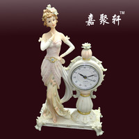 Fashion home decoration juniors clock decorations crafts decoration clock exquisite gift