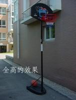 Mobile basketball can lift adjust height street teenage basketball