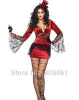 Neck Biting Vamp Costume