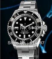2013NEW daytona Mechanical automatic quzrtz men's watch stainless steel watches