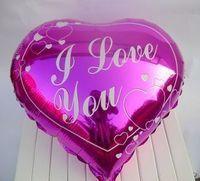 free shipping Romantic fashion series 18 aluminum balloon aluminum foil balloon