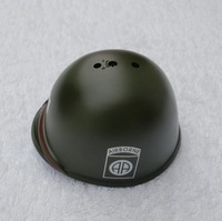 free shipping Lighter steel cap helmet windproof lighter