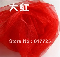 ORGANZA For ackground Of Wedding Decoration, Chair Organza 0.75m x110 Meters Roll, Free Shipping