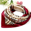 Best Selling style fashion silk square scarf,hand painting,wholesale SILK BANDANA ,office scarves,lady scarves discountshipping