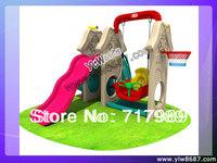 kids swing slide combination,Small combination amusement park
