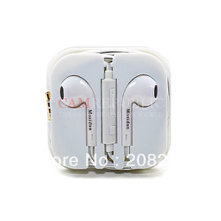 High Quality Strong Bass Headphone Handsfree With Volume &amp; Mic Earphone For Samsung Galaxy S2 S3 SIII Galaxy Note2 ! Free Ship(China (Mainland))