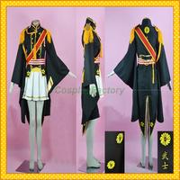 Free Shipping Custom Made Axis Powers Hetalia Cosplay Japanese Dress Costume,1.5kg/pc
