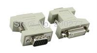 DVI Female (24+5)  to VGA Male Adapter
