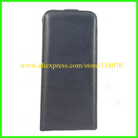 500PCS/LOT,High Quality Genuine Leather Vereical Slim Flip Case Cover for iPhone 4 4S Free Shipping DHL + DHL Free Shipping