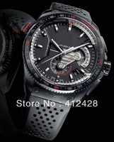 2013 Brand New Tag Calibre 36 Stainless Steel mechanical automatic Box Papers Dive High Quality HOT Men's brand famous Watch