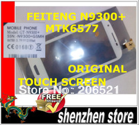N9300 FeiTeng GT-N9300 Original Touch Screen Digitizer/Replacement  Touch Panel Free Shipping AIRMAIL HK + tracking code