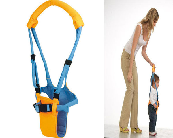 Free Shipping! Baby Moon Walk Walker Bouncer Jumper Help Harness Reins Learning Assistant Walk(China (Mainland))