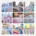 Free shipping!Hot sale!4pcs bedding set duvet quilt cover .Queen size 100% pure cotton bedding set  flat sheet1214