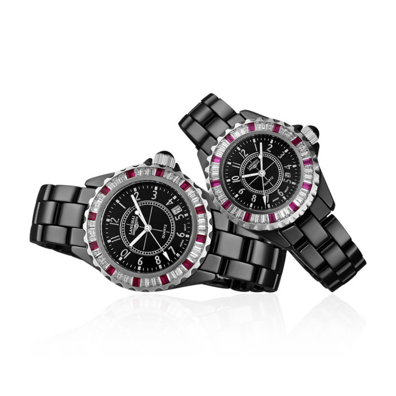 Quartz Crystal Watch Watches Crystal Wholesale