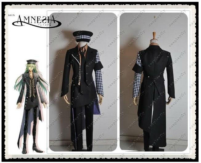 Amnesia Одежда