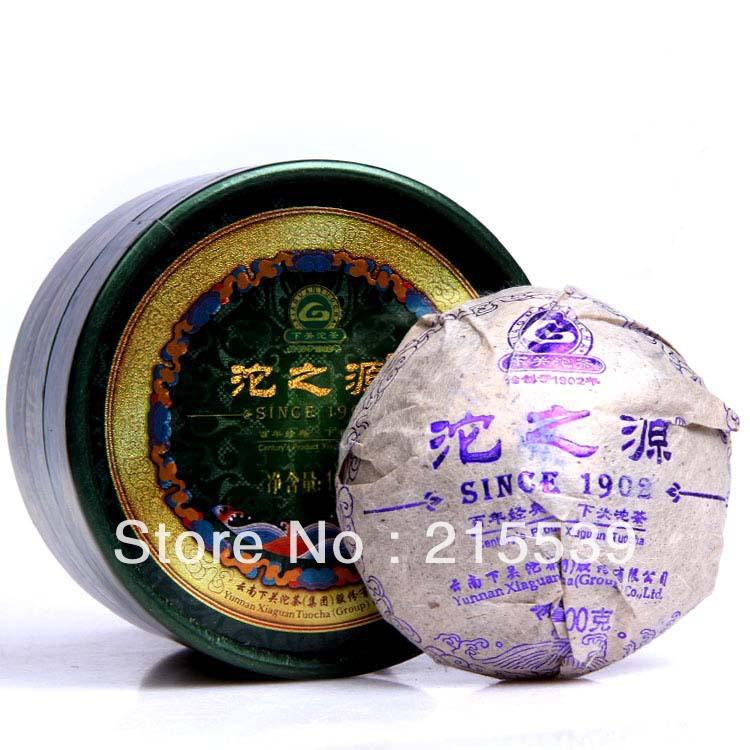GRANDNESS TUO ZHI YUAN 2012 yr TOP Quality Premium Yunnan XiaGuan Tea Factory Puerh Tea