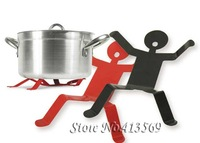 Hotman Pot Holder innovate product Kitchen Accessory iron man spider-man for pot/pan