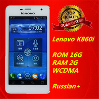 GPS Android Lenovo K860I 5 Inch AH-IPS Capacitive Exynos 4412 Quad Core 2GB RAM +16GB ROM Smart phone