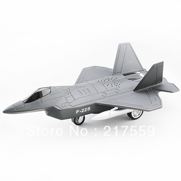 Fighter plane shape Aircraft mini speaker Support USB and TF card With FM Radio LED display,(Hong Kong)