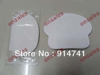 Retail Box Package Underarm Shields Sweat Guard Pad Armpit Sheet Liner Dress Clothing Shield Deodorant China Post Free Shipping