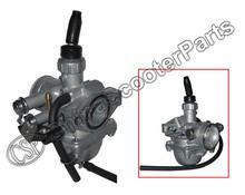 Mikuni VM16 19mm PZ19 Carb Hand Choke Carburetor For Honda XR50 CRF50 CRF70 50cc 70cc 90cc 110cc ATV Dirt Bike (China (Mainland))