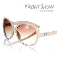 Free shipping M20 fashion pearl shaped woman sunglasses
