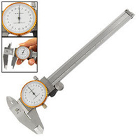 Measuring Stainless Steel 0-150mm Dial Vernier Caliper Free shipping