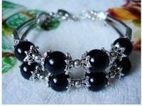 Tibetan silver beads bracelet new style
