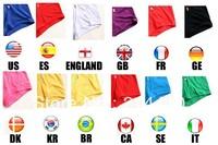 happy SZ High Quality 10pcs/lot Supply men's underwear, men's flag version boxer shorts, Cotton Boxer Shorts