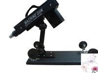 DHL Shipping Female masturbation pumping gun automatic retractable gun membranously jj sex machine