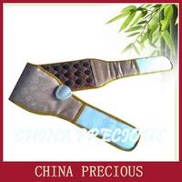 Free shipping Guaranteed100% Pure natural health care stone needle belt healing waist disease/headache/insomnia/hypertension
